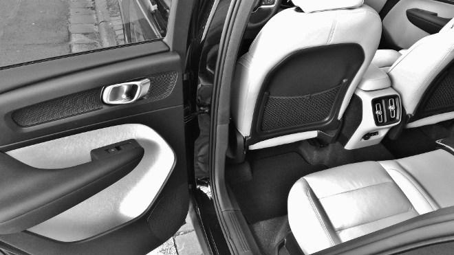 Volvo XC40 Sitzbank
