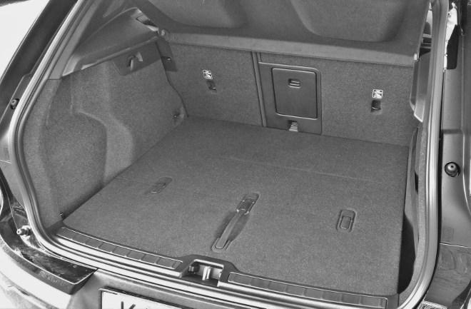 Volvo XC40 Kofferraum Volumen