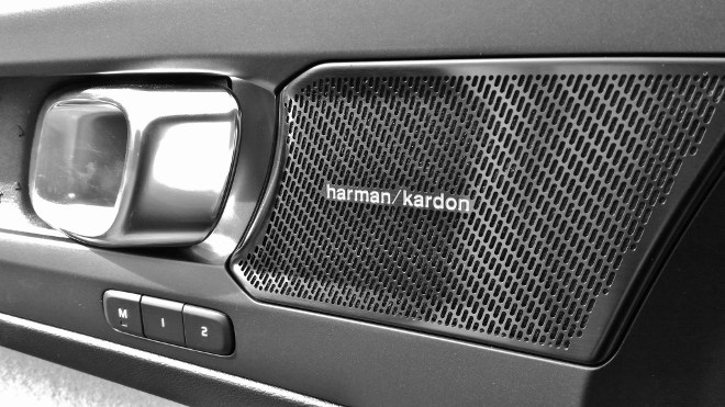Volvo XC40 Soundsystem von Harman Kardon