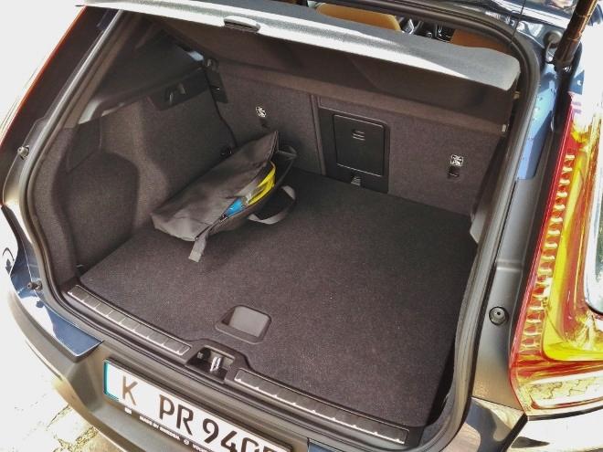 Volvo XC40 Recharge T5 Kofferraum
