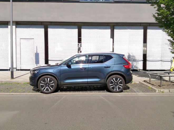 Volvo XC40 Recharge T5 Plug-in
