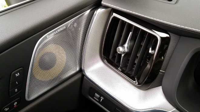 Volvo XC60 2017 Innenraum