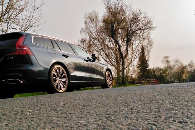 Volvo V60 D4 im Testbericht