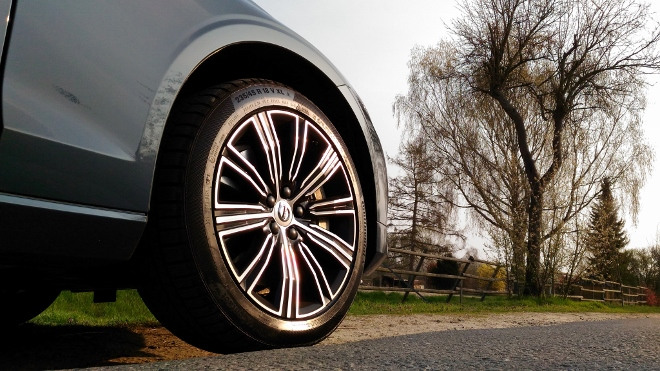 Volvo V60 D4 Felge