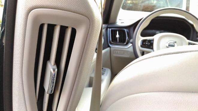 Volvo V60 Klima im Fond, Luftaustritt B