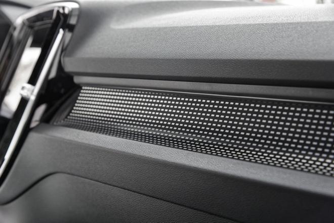 Volvo XC40 Recharge Pure Electric P8 AWD: Volvos Elektro SUV, Alu Applikation