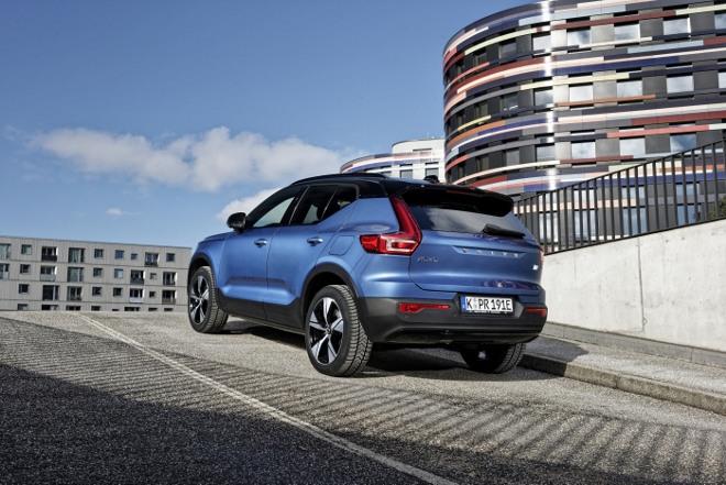 Volvo XC40 Recharge Pure Electric P8 AWD: Volvos Elektro SUV,