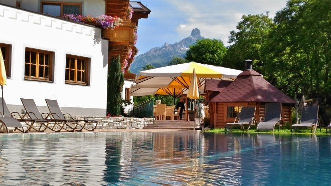 Walchhofer´s Alpenhof in Filzmoos, Pool