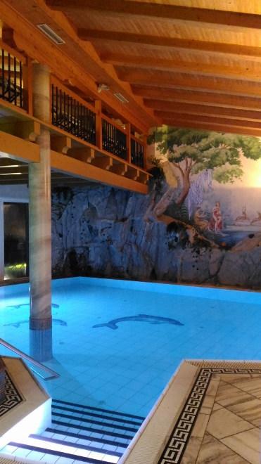 Walchhofer´s Alpenhof in Filzmoos, Hallenbad, Indoor pool